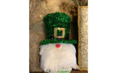 DIY St. Patricks Day Gnome Supply List